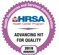 HRSA Advancing HIT for Quality 2019 Awardee