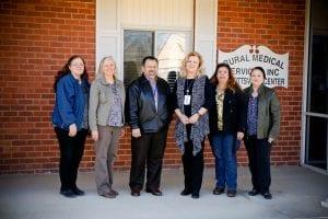 Migrant Program Outreach staff